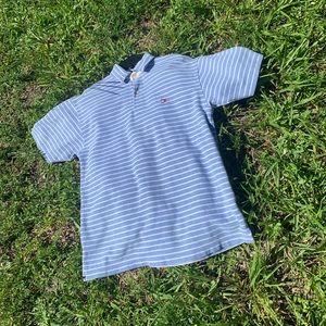 Tommy Hilfiger Shirts - Vintage Striped Tommy Hilfiger Polo🔥